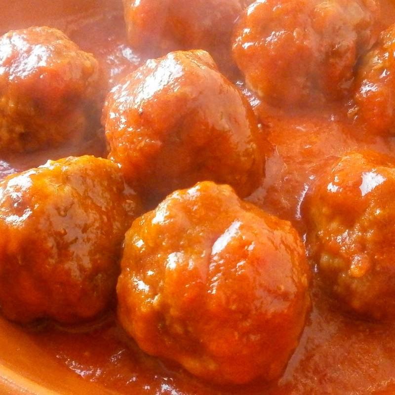 PLATOS COCINADOS Albóndigas En Salsa 1kg Los Artesanos de Arahal 9,00€