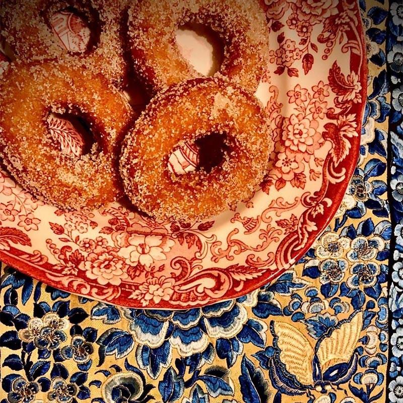 HERMANAS CLARISAS Rosquitos Fritos Clarisas de Sevilla 6,80€