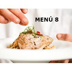 Tu menú semanal MENÚ 5 SEGUNDOS PLATOS Los Artesanos de Arahal 23,00€