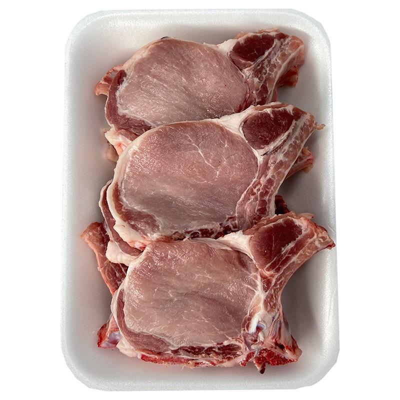 Cerdo Chuletas de Cerdo Frescas bd 1kg  4,80€