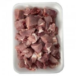 Cerdo Carne de Paleta Fresca Troceada bd 1kg  5,69€