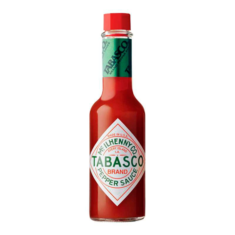 Ternera Salsa Picante Tabasco Rojo 150 ml  2,51 €
