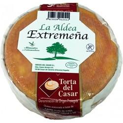 """QUESOS Torta del Casar """"D.O.P"""", La Aldea Extremeña  17,27€"""