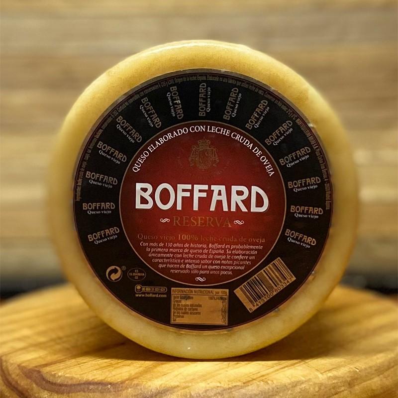 QUESOS Queso Boffard Reserva 1kg Boffard 24,60€