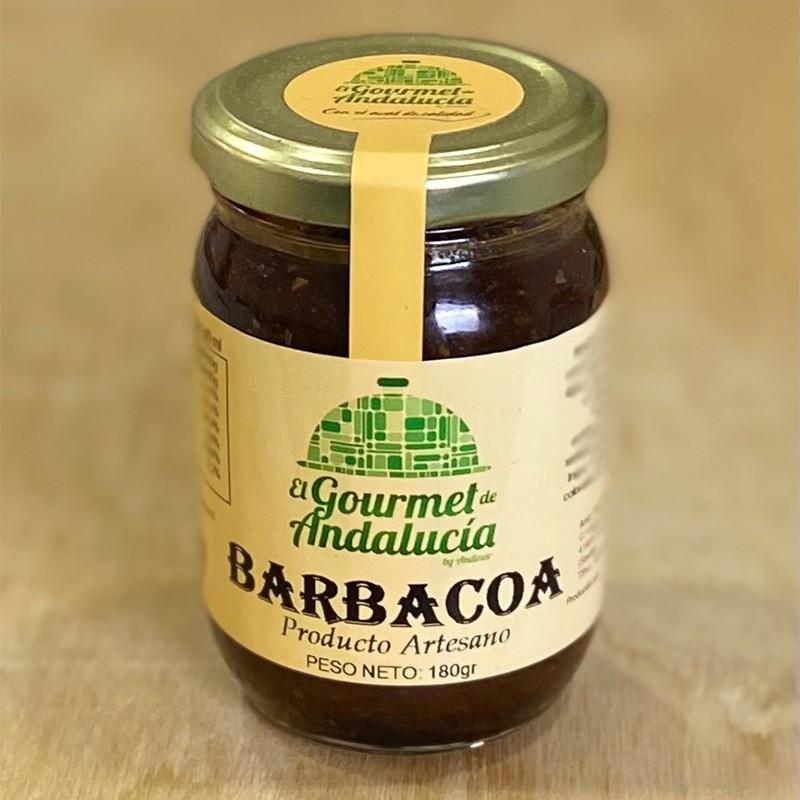 CARNICERÍA Salsa Barbacoa El Gourmet de Andalucía 1,90€