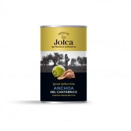 GOURMET Aceitunas Anchoa del Cantábrico Jolca 5,50€