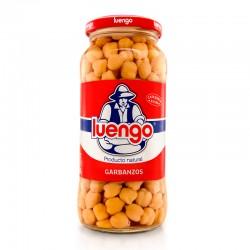Garbanzo Cocidos Frasco 570 gr