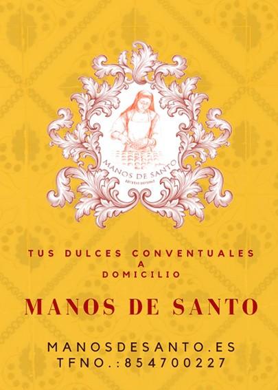 MANOS DE SANTO